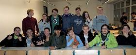 Die Knobel-Cracks des Hebel-Gymnasiums schafften beim Tag der Mathematik an der Mannheimer Universität ein Traumergebnis.